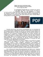 Taller Historia Oral Villa Mitre