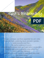 God s Pharmacy.ppt[1]