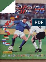 Panini Euro 1996