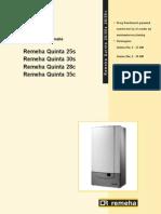 Technische tie Quinta 25s 30s 28c 35C
