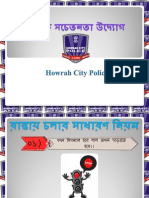 Traffic Awareness Program Somnath