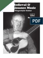 John Renbourn - Medieval & Renaissance Music for Fingerstyle Guitar