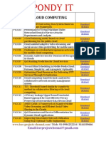 IEEE PROJECTS TITLE 2013-2014 LIST DOWNLOAD LIST