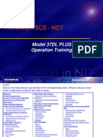 37DLPlus Training