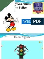 Road Safety Awareness Sudip