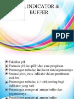 Sem 1 2013 pH Indikator and Buffer
