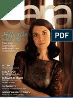 Cara Magazine October / November 2011