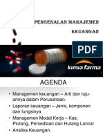 Management Keuangan Apotek