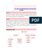 Ministry of Labour and Employment_details