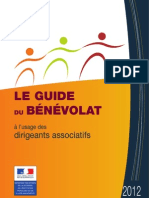Guide Benevolat 2012
