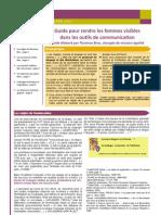 Guide Pour Rendre Les Femmes Visibles en Communication