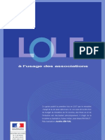 Guide LOLF Vie Associative 2011