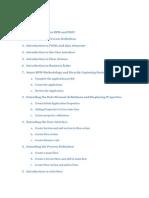 Pega PRPC Course Contents