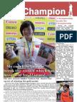 The Champion - №3, english version