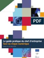 Guide Pratique du chef d'entreprise face au risque numérique