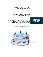 Human Resource Management- An Introduction