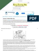 Causes of World War One.pdf