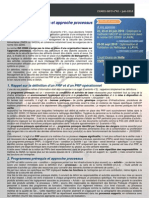 ExarisInfo 42 - PRP PRPo & Approche Processus