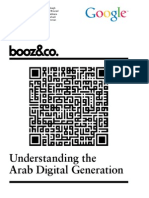 BoozCo Understanding the Arab Digital Generation