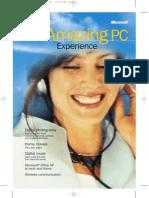 Microsoft Amazing Booklet