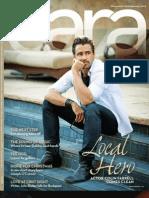 Cara Magazine December 2012 / January 2013