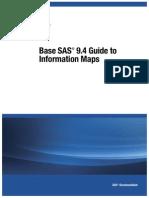 SAS Information Maps