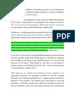 Aeon SWOT Analysis