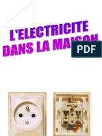 Electricité Dans La Maison