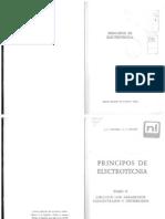 Principios de Electrotecnia II - Netushil-Strajov