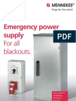 Emergency Power Supply 01