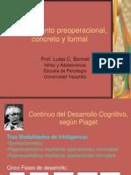 Piaget -Erikson V