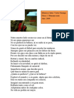 letra mujer imperfecta