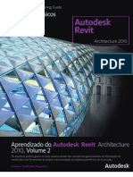 Learning Autodesk Revit Architecture 2010 Volume 2 - Brazilian Portuguese - W_cover