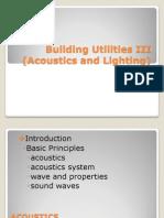 BU III Presentation