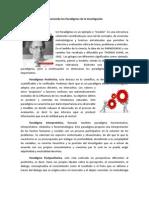 Conociendo Los Paradigmas de la Investigación Cualitativa - copia