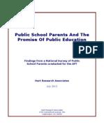 Public School Parent Survey