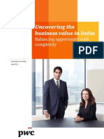 UncoveringTheBusinessValueInIndia-June12