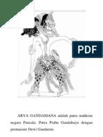 Gandamana