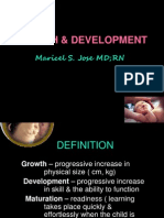 Pedia Review Final Growth and Developement