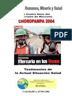 18110941 Derrame de Mercurio y Muerte en Choropampa Cajamarca 2000