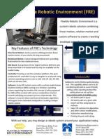 Flexible Robotic Environment Technology Introduction