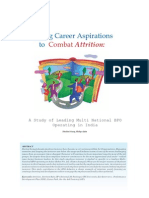 Mapping Career Aspirations to Combat Attrition