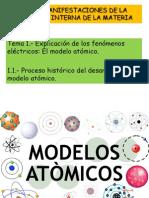 4.1.1 y 4.1.2 Modelos-Atomicos