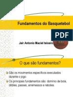 Fundamentos Do Basquete