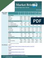 Weekly Market Briefing (July 22)