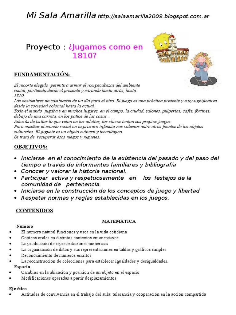 Proyecto 25 de mayo for Canciones de jardin de infantes argentina
