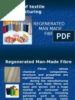 Regenerated Manmade Fibres