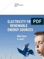 Brochure Electricity Costs Bf