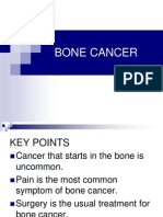 BONE CANCER.ppt