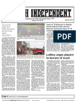 Faith Independent, July 24, 2013